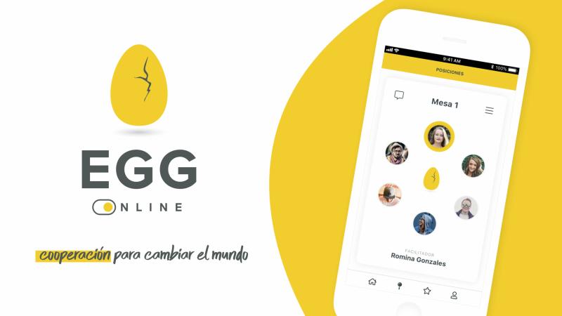 App Egg Educación