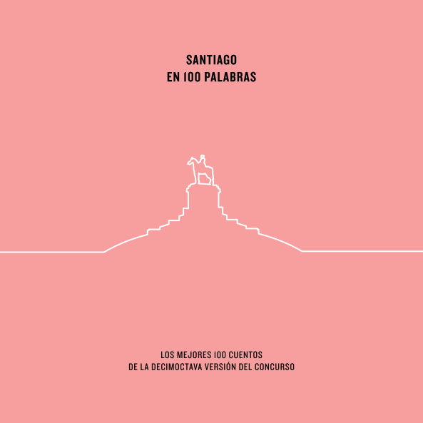 Libro Santiago en 100 palabras