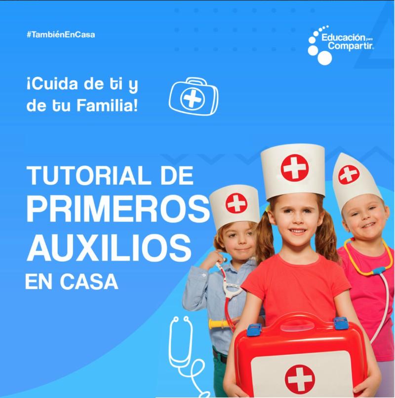 tutorial primeros auxilios